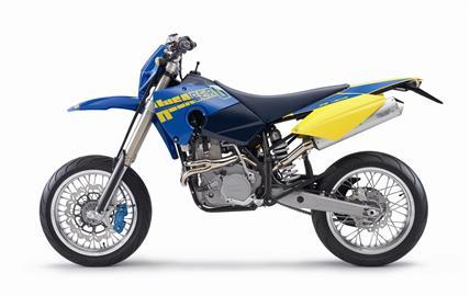 Husaberg FS450e