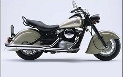 Kawasaki VN800 Vulcan Drifter