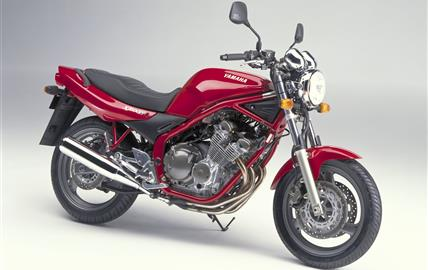 Yamaha XJ600N / S Diversion