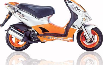 Kymco Super 9 AC