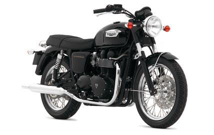 Triumph Bonenville Black (25 kW)