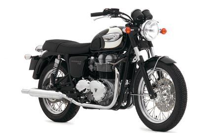 Triumph Bonneville T100 (50 kW)