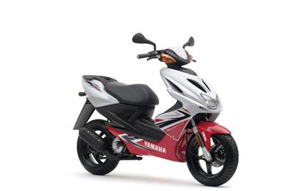 Yamaha Aerox R Power-Up
