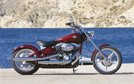 Harley-Davidson FXCWC Softail Rocker C