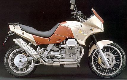Moto Guzzi QUOTA 1100 ES