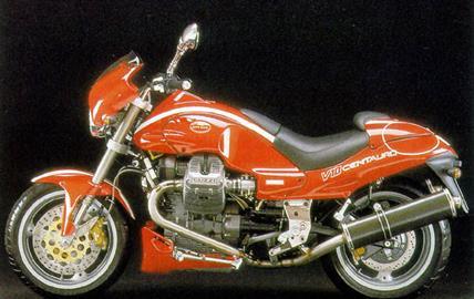 Moto Guzzi V 10 CENTAURO GT/ SPORT