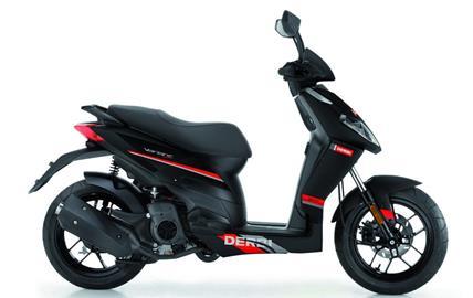 Derbi Variant Sport 125 4T