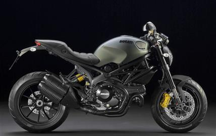 Ducati Monster Diesel