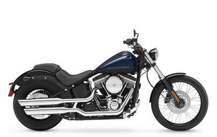 Harley-Davidson FXS Softail Blackline