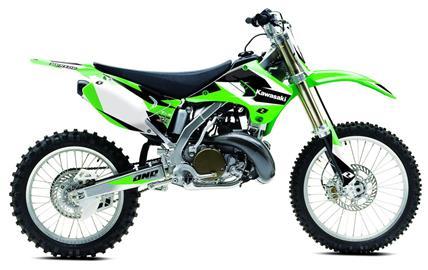 Kawasaki KX 85-II