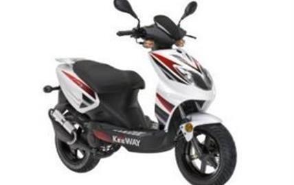 Keeway F-Act Racing 50