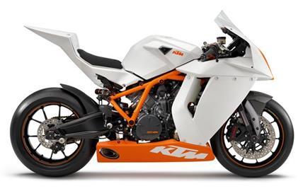 KTM 1190 RC8 R Race Specs