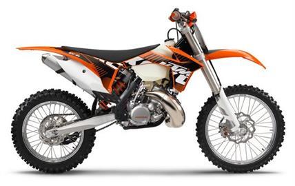 KTM 200 XC-W