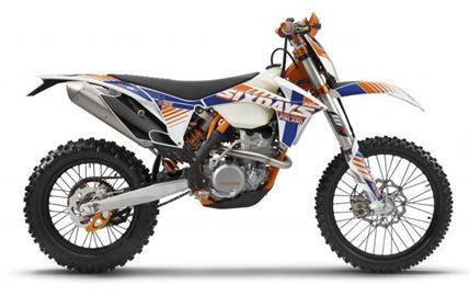 KTM 450 EXC Six Days