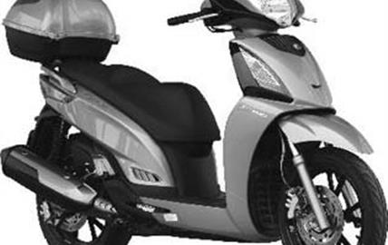 Kymco People GT 200i