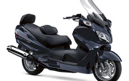Suzuki Burgman 650 Exec