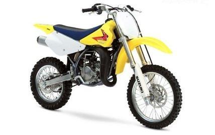 Suzuki RM 85 L