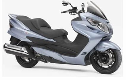 Suzuki Skywave 400 Limited ABS