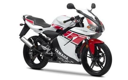 Yamaha TZR50 WGP 50th Anniversary
