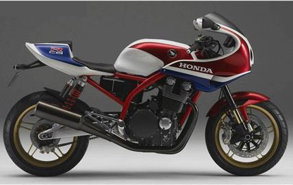 Honda CB 1300 / SA