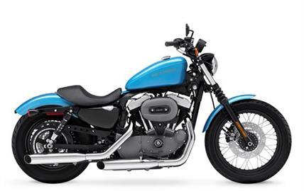 Harley-Davidson XL 1200N Nightster