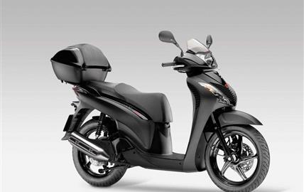 Honda SH150i Sporty