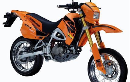 Hyosung RX125D-E