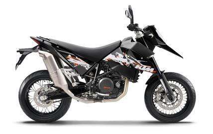 KTM 690 Supermoto Limited Edition