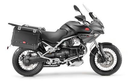 Moto Guzzi Stelvio 1200 NTX 4V