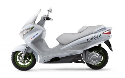 Suzuki Burgman Fuel Cell