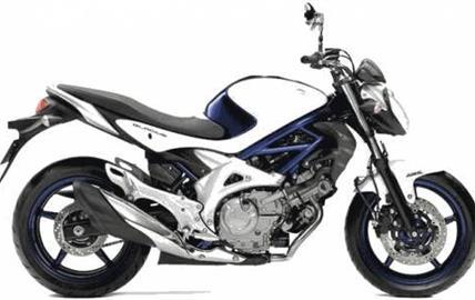 Suzuki Gladius 400