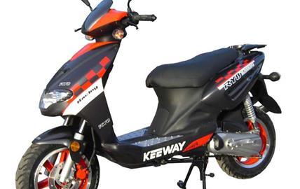 Keeway RY8 50