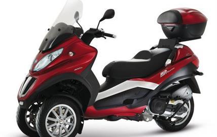 Piaggio Mp3 Touring 400