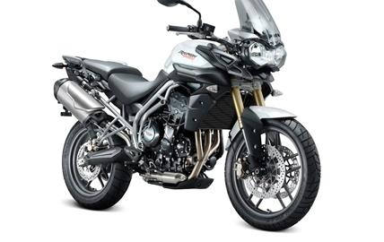 Triumph New Tiger 800
