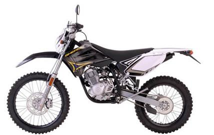 Sherco SM 5.1i-F Black Panther