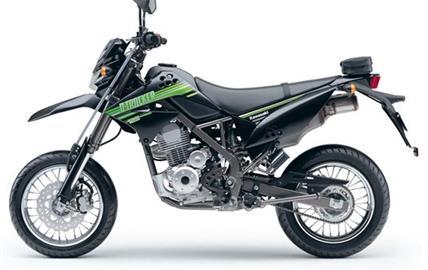 Kawasaki D - Track 125