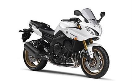 Yamaha FZ8 Fazer