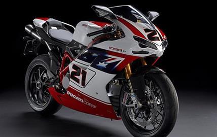 Ducati 1098R Bayliss LE