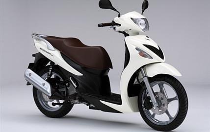 Suzuki UX125 SIXteen