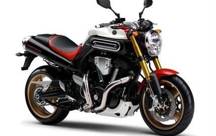Yamaha MT-01 SP