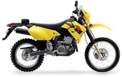 Suzuki DR-Z400E