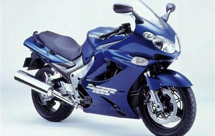 Kawasaki ZZ-R1200