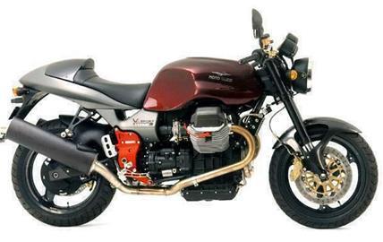 Moto Guzzi V11 Naked