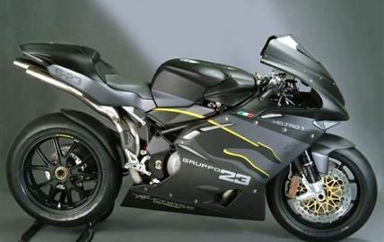 Mv Agusta F4 1000 Veltro Strada