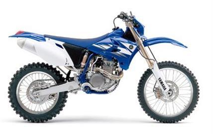 Yamaha WF 450 F