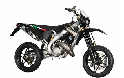 TM Racing Black Dream 125