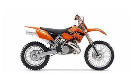 KTM 300 MXC