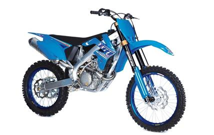 TM Racing MX 450 F ES Cross