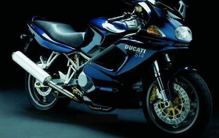 Ducati 620 Sport Full-fairing