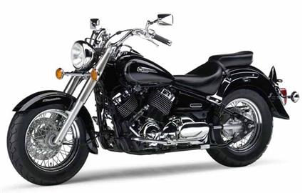 Yamaha XVS650 Drag Star